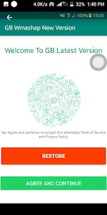 GB Wastspp Latest Version 12.1 10