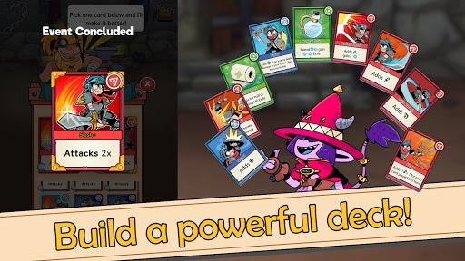 Card Guardians: Deck Building Roguelike Card Game  screenshots 7