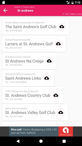 Golf score management - Golfine Free For PC Windows (7, 8, 10, 10X) & Mac Computer Image Number- 12