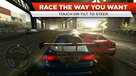 NFS Most Wanted Apk For Android 5