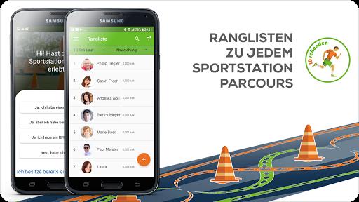 sportstation - social sports screenshot 1