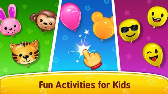 Baby Games Piano Baby Phone First Words Apk Download 4