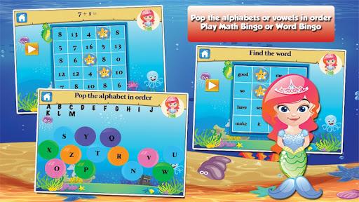 Mermaid Princess Grade 1 Games 3.15 screenshots 9