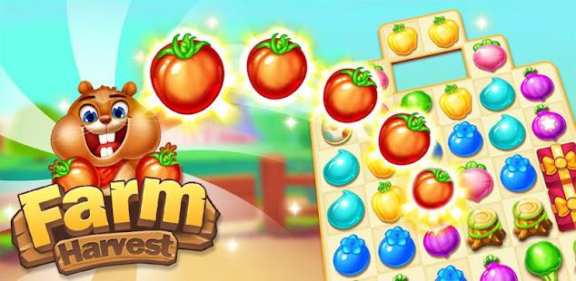 farm harvest® 3- match 3 game hack