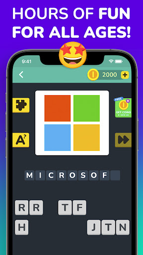 MEGA LOGO GAME 2021: Logo quiz - Guess the logo 1.3 screenshots 21
