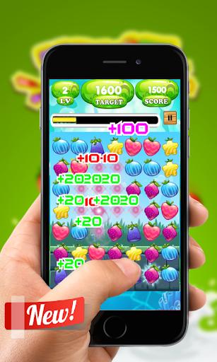 fruit puzzle link blast screenshot 3