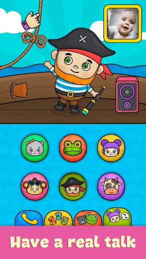 Baby phone - games for kids  Screenshots 5