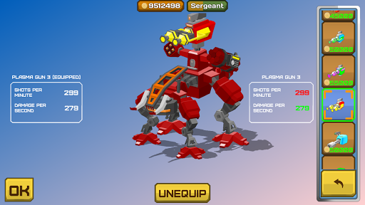 Armored Squad: Mechs vs Robots 2.2.0 screenshots 7