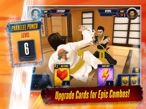 Cobra Kai: Card Fighter goodtube screenshots 14