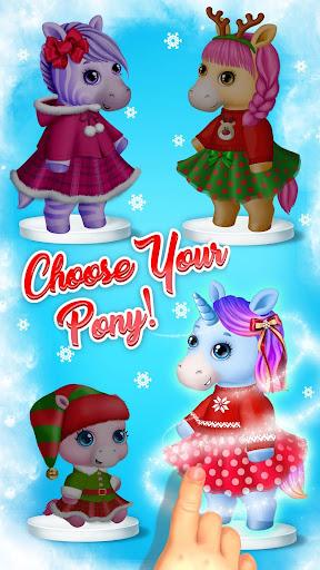 Pony Sisters Christmas - Secret Santa Gifts 3.0.40007 screenshots 2