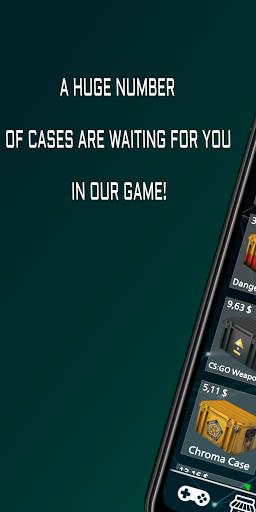 Case Simulator Online - open cs go cases here. 4.2.0.0 screenshots 1