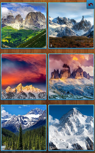 Mountain Jigsaw Puzzles  screenshots 1