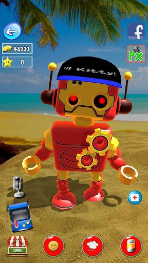 RoboTalking robot pet that listen and speaks 0.2.5 screenshots 18
