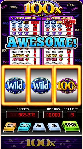 100x slots - one hundred times screenshot 1
