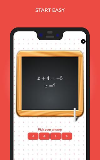 Algebra for Beginners  screenshots 3