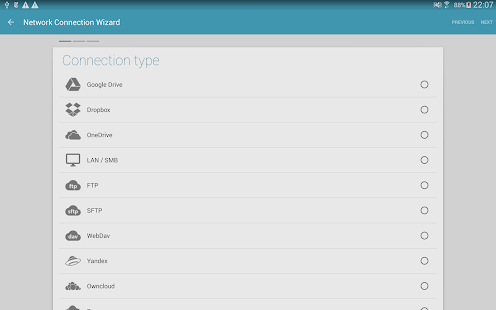 Solid Explorer File Manager Screenshot