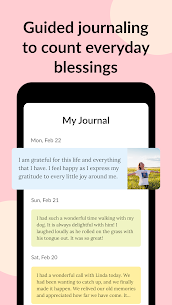 Gratitude Mod Apk: Journal, Affirmations (Pro Unlocked) 1