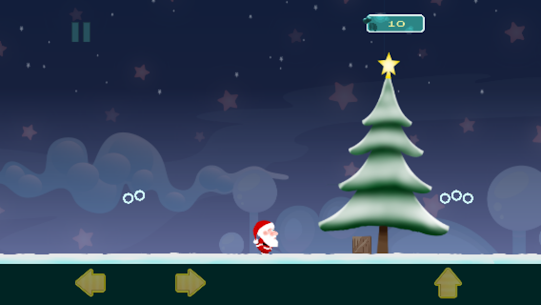 Santa Run APK [Paid, MOD] For Android 4