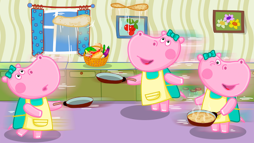 Cooking School: Games for Girls 1.4.6 Screenshots 4