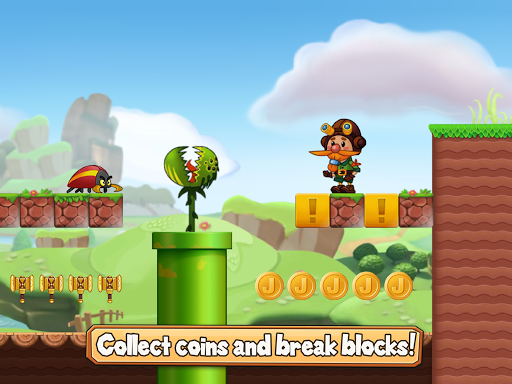 Jake's Adventure: Jump world & Running games! ud83cudf40 2.0.3 screenshots 6