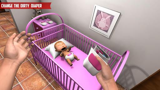 Mother Simulator 3D: Real Baby Simulator Games screenshots 1