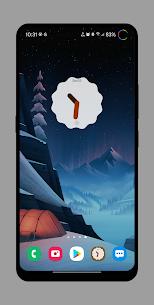 Android 12 Clock (MOD APK, AD-Free) v1.7 2