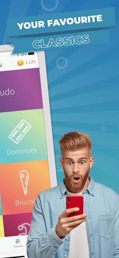 PlayJoy: Ludo, dominoes, Uno, Chinchu00f3n and more...  screenshots 2