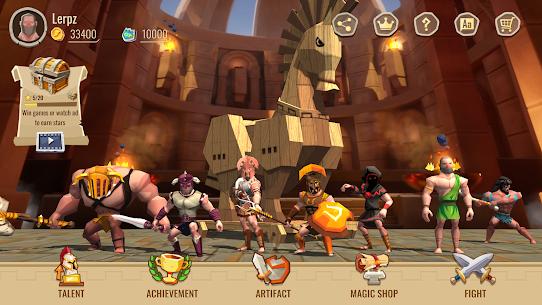 Trojan War: Rise of the legendary Sparta Mod 2.2.7 Apk (Unlimited Money) 5