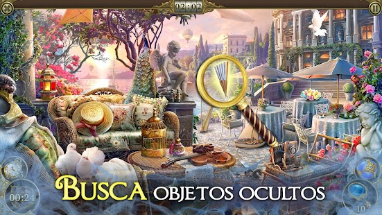 Hidden City: Aventura de objetos ocultos Screenshot