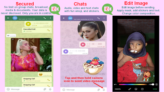 WhatsMobi Messenger 2