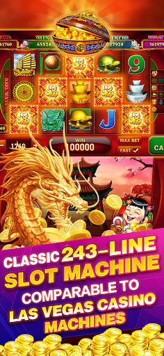 777Casino: Cash Slots Gmaes - Video Poker, Buffalo 1.2.8 screenshots 5