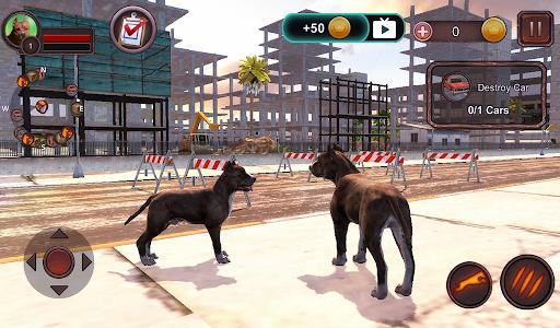 Pitbull Dog Simulator 1.0.3 screenshots 11