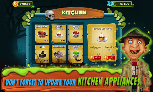 Restaurant Mania : Zombie Kitchen 1.16 screenshots 15