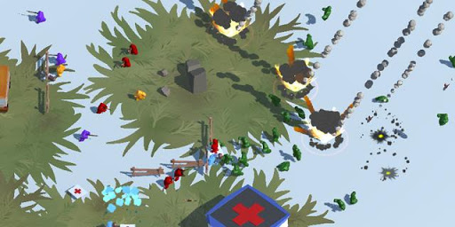 MoonBox - Sandbox. Zombie Simulator.  screenshots 19