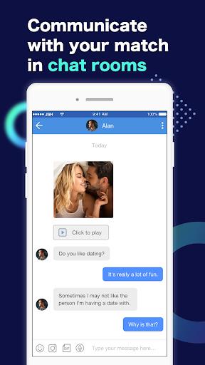 Just Say Hi Online Dating App. Chat & Meet Singles 6.5.0 Screenshots 4