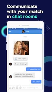 Just Say Hi Online Dating App MOD APK (Premium Membership) 4
