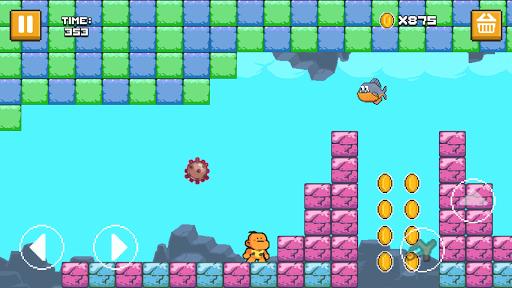 Super Pixel GO : Jungle Adventure 1.28 screenshots 3