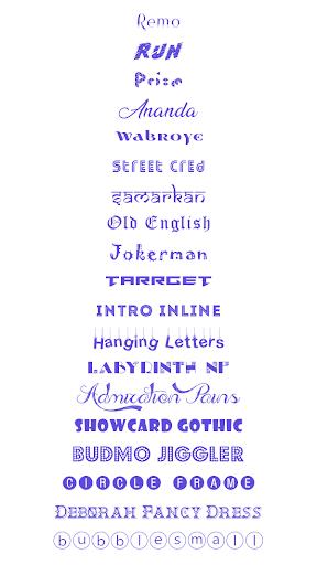Fonts Keyboard - FancyKey, Emojis & Stylish Fonts 3.5 Screenshots 10