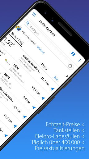 mehr-tanken - Save smart! 3.11.2.5 screenshots 2