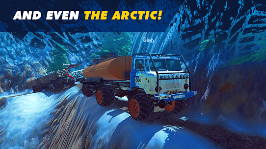 Offroad Simulator Online: 8×8 & 4×4 off road rally 8