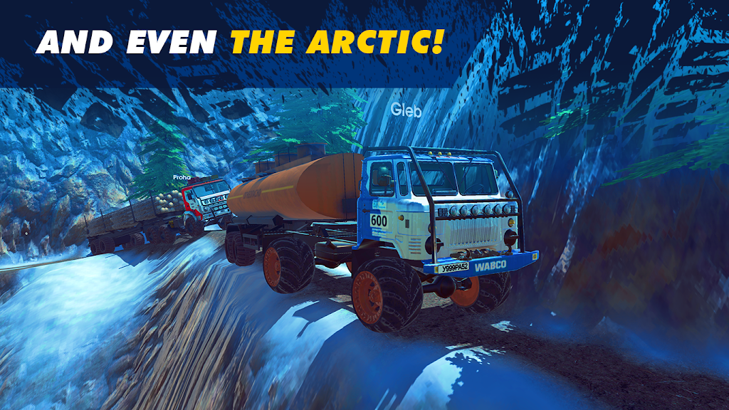 Offroad Simulator Online: 8x8 & 4x4 off road rally  poster 7