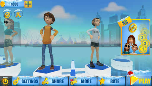 New Water Stuntman Run 2020: Water Park Free Games android2mod screenshots 2