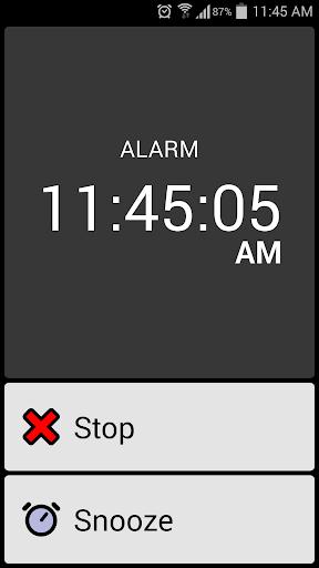 BIG Alarm 1.2.1 Screenshots 3