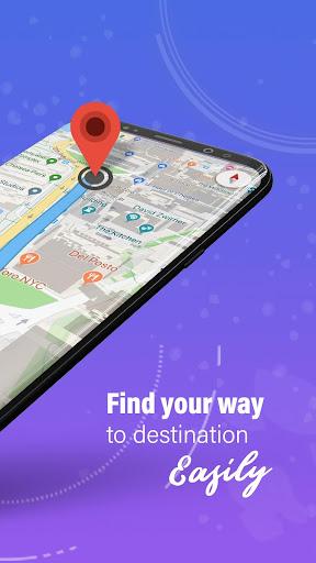 GPS, Maps, Voice Navigation & Directions 11.44 Screenshots 2