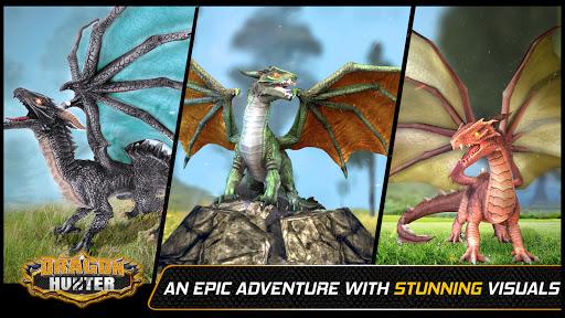 Flying Dragon Hunter : Dragon Shooting Games 1.1.3 screenshots 2