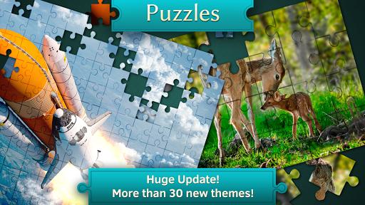 Landscape Jigsaw Puzzles Free Apkfinish screenshots 4