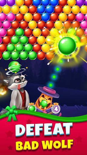 Christmas Games - Bubble Shooter 2020 2.9 screenshots 5