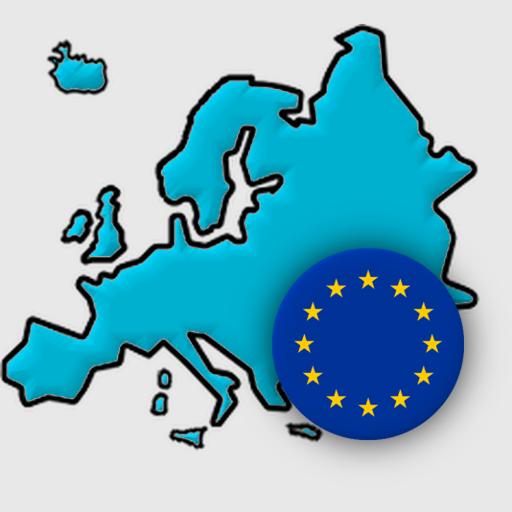 Países de Europa: Los mapas, banderas y capitales