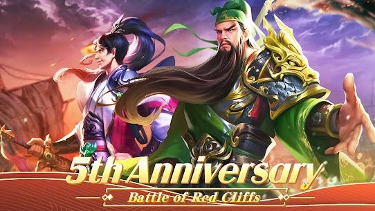 Three Kingdoms  Overlord Apk Download 3