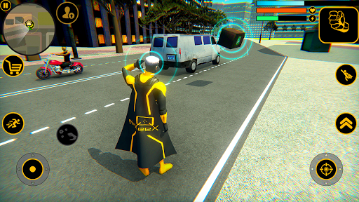 Naxeex Superhero apkslow screenshots 2